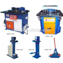 Ausklinkmaschinen Maschine für die Bearbeitung von Rohr Winkel