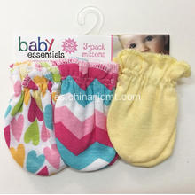 Manopla 3-Pack 0-6 meses