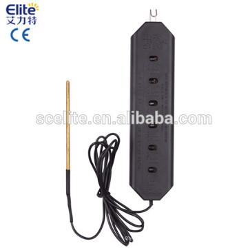 Testador de tensão elétrica