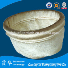 100 micron bag dust filter for cement plant