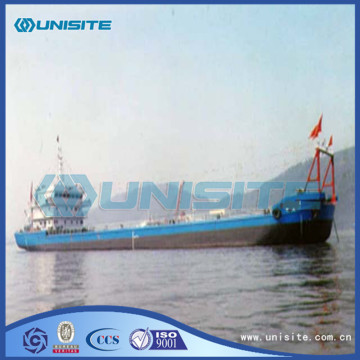 Custome self propelled barge ontwerp