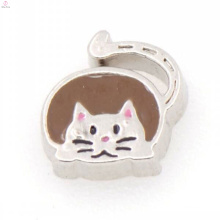 Top sale lucky cat charms,wholesale pet charms,charms for kids