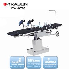 DW-OT02 Electrical operating table head controlled hot sale medical equipment