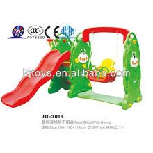 JQ3015 Hotsale Kids Plasticos Play Tube Slide