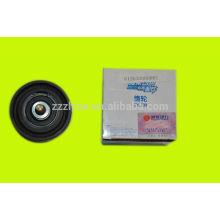 venta caliente 612630060881 weichai polea tensora / tensor de correa para camión