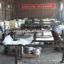 Alibaba heiße Produkte ansi b16.5 Standard 6 Zoll Rohrflansch