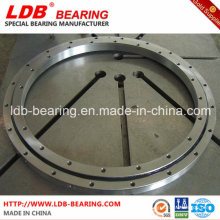 Four Points Angular Contact Ball Slewing Ring Bearing Swing Circle