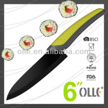 Super Sharp Professional 6'' Chef Mirror Knife