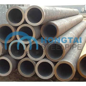 Alta resistencia ASTM A210 A179 Gr. C Tubo de acero sin costuras de carbono