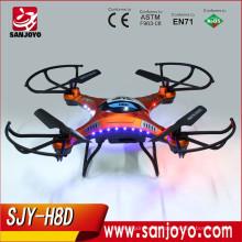 JJRC H8D sin cabeza 5.8G FPV Helicópteros de control remoto / RC Drone con cámara HD SJY-JJRC-H8D