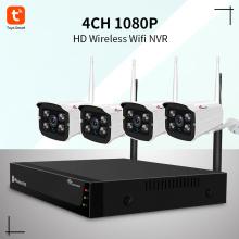 4-Kanal-WLAN-NVR-Kits 1080P
