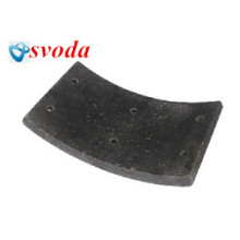 High quality heavy duty truck back brake pad manufacturers/wholesable brake pad