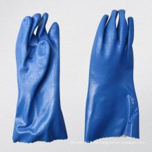 13 G Jersey Liner Sandy Finish PVC Beschichtete Chemikalie (5134)