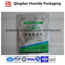 Bolsa plástica del papel de aluminio de empaquetado del pesticida, bolsa del pesticida