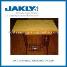 JA2-2 Haushalt Nähmaschine Schublade Tisch mit kompletten Gusseisen stehen