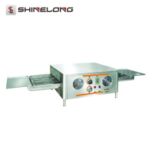 Restaurant Ovens And Bakery Equipment Eco-Friendly Conveyor Pizza Oven