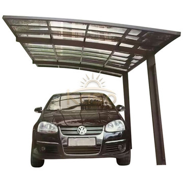 Canopy CarGarage Patio Kit Posto auto coperto in alluminio fai da te in alluminio