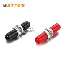 Simplex Fiber Optic Flange Adapter  APC