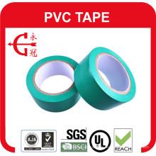 Cinta aislante de PVC con impermeable