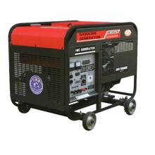 5kva gasolina generador 127V 220V 380V 50HZ 60HZ eléctrica iniciar o empezar a mano