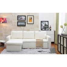 Luxury real leather modern living room sofa XYN2063