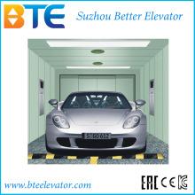 Grand espace et chargeur de voiture avec portes opposées