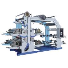 Флексопечатная машина (YT-600-800-1000)