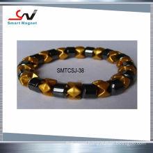Fashion Permanent Ferrite/Hematite Magnetic Bracelet