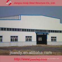 Long-Term Steel Structure Workshop for Sale