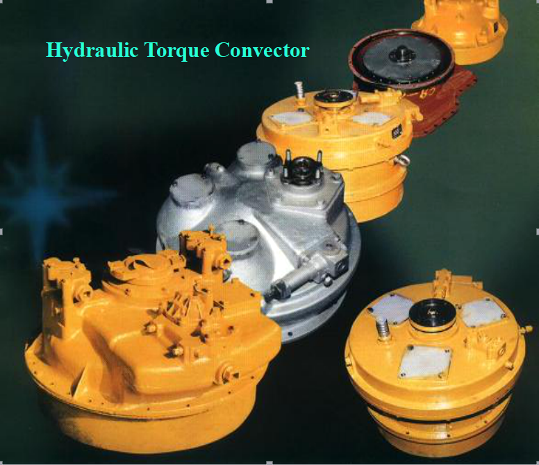 QHydraulic Torque Convector For bullozer Loader Construction Machinery
