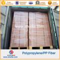 Polypropylene Undee Fiber Wave Macro Synthetic Fibers