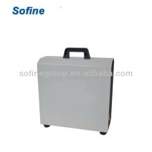 Certificado CE Compressor de ar livre de óleo silencioso dental Compressor de ar dental portátil