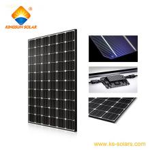 Panel solar de silicio monocristalino 240-285W eficiente