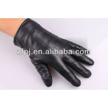 Men's leather glove and dress glove,Goat leather gloves