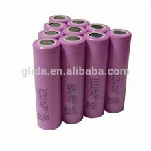 ODM de la batería de iones de litio Li-ion 18650 con CE Rohs