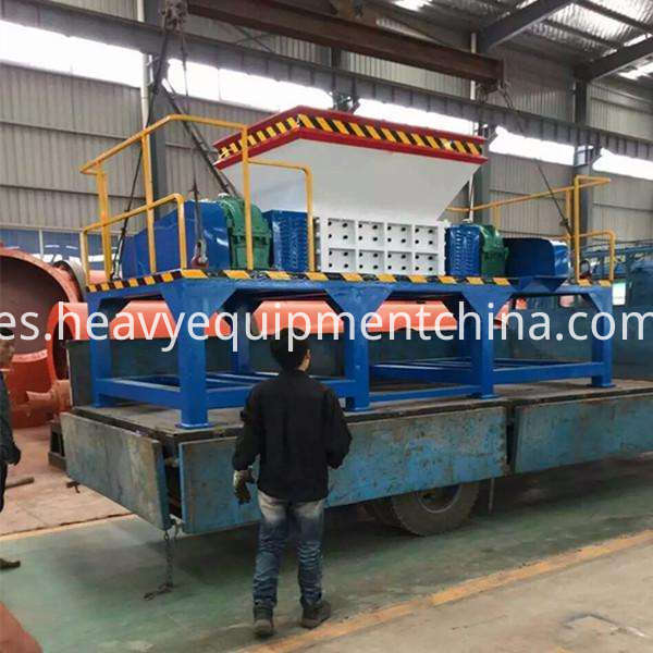 Metal Shredder Machiner Price