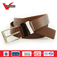 2015 China wholesale brown mens PU belts