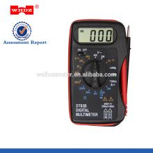 pocket size digital multimeter DT83B with Battery Test