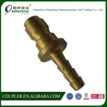 "6.7*12H Pressure Washer Quick Coupler 1/4"" Hose Barb plug"