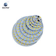 PCB de aluminio del circuito de la lata de la inmersión para el fabricante del OEM
