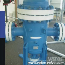 T Type Strainer with Drain