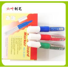 Non Toxic Refillable Ink Whiteboard Marker Pen (G-201) , Stationery Pen Dry Earser Marker Pen