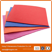 All Purpose Needle Punched Nonwoven Fabric Kitchen Cleaning Cloth