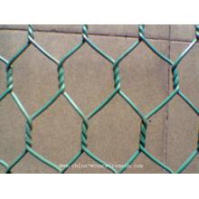Malha de arame hexagonal / Gabion Mesh / Gabion cestas