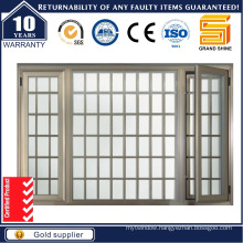Double Glazing Window Aluminium Casement Windows/Aluminum Window/Window with AS/NZS2208 Certification