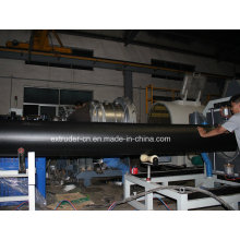 Large Caliber HDPE Heat Insulation Pipes Extrusion Line Lsg-1200