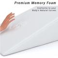 Triangle Wedge Memory Foam Pillow