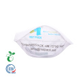 Sac d'emballage compostable biodégradable en amidon de maïs transparent