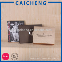 Boîte de rangement en papier pliable pour papier A4