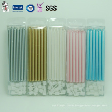 Manufacture New Designed Personalized Eco-Friendly Raw Material Thin Pillar Candles